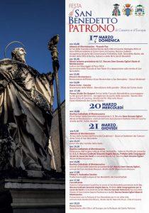 Festa Di San Benedetto Patrono di Cassino e d'Europa