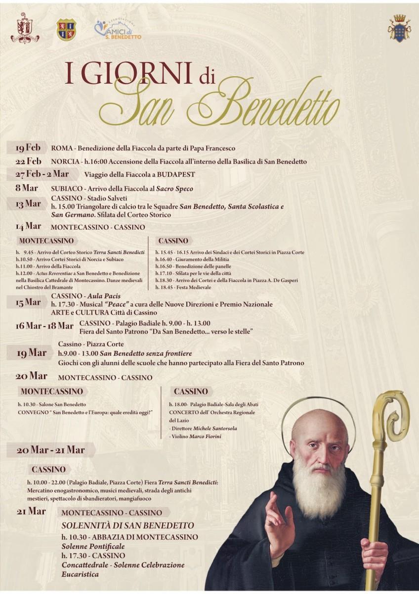 I Giorni di San Benedetto