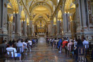 Montecassino: album fotografico della solenne Celebrazione della Vergine Maria Assunta in Cielo – 15 Agosto 2020