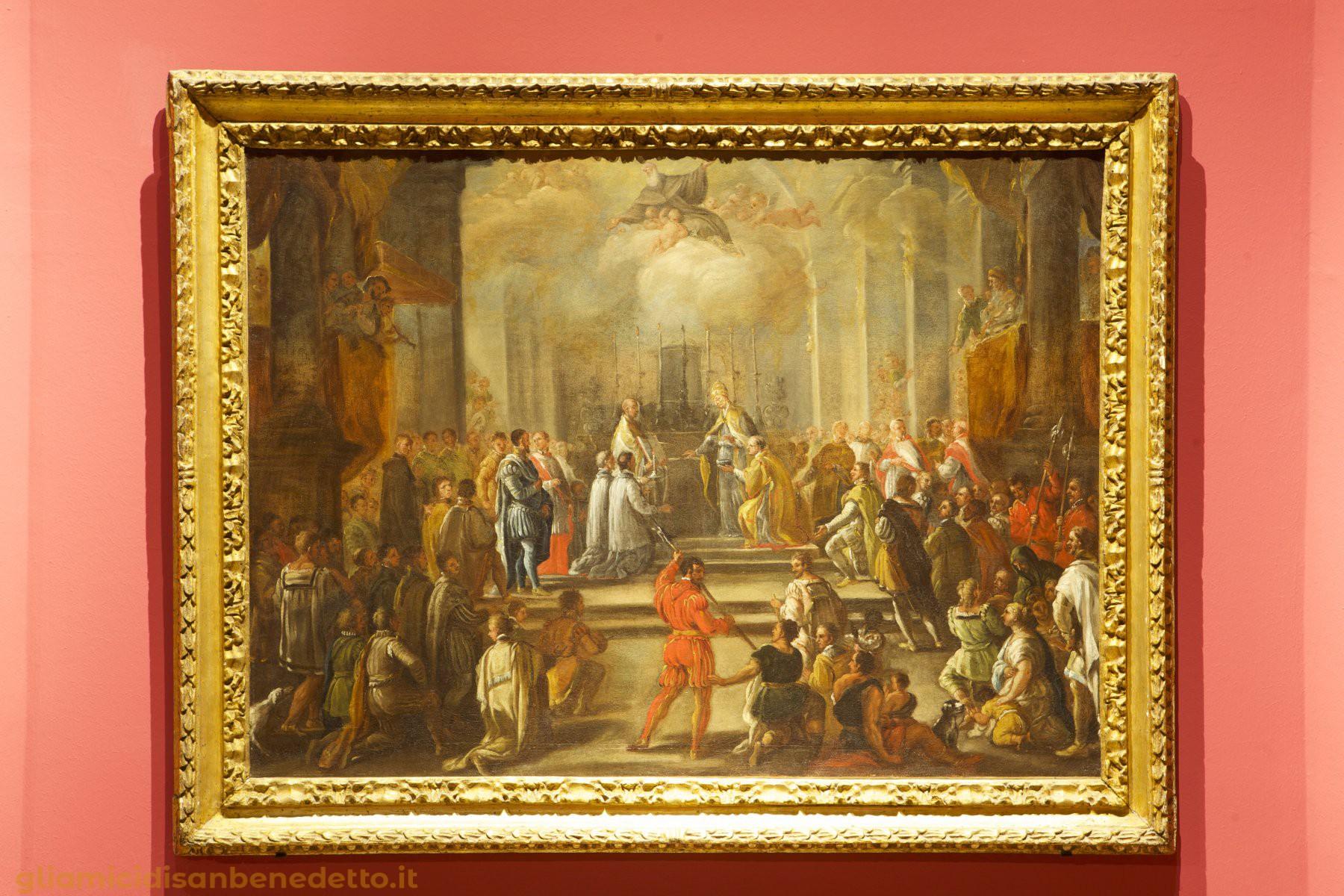 1°ottobre 1071- 1° ottobre 2020 : ricorrenza della dedicazione della Basilica di Montecassino