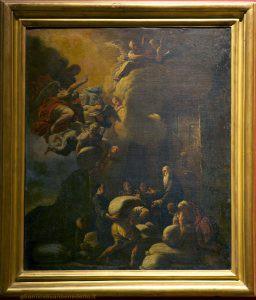 Museo Abbazia di#Montecassino– Sala dei Bozzetti