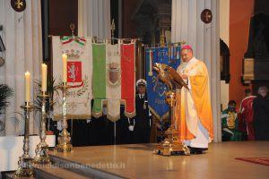 I viaggi della Fiaccola Benedettina Pro Pace et Europa Una : 2015, Dublino