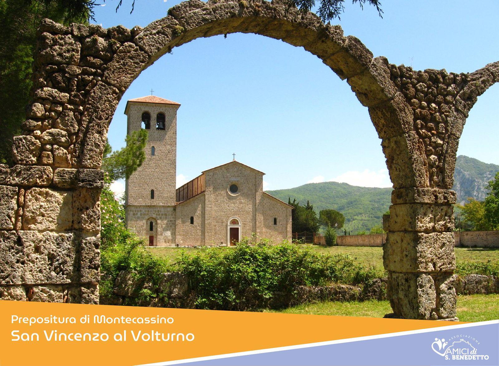 L'Abbazia di San Vincenzo al Volturno