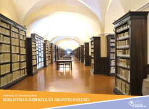 Donato Ogliari, Tempo e Spazio – Alla scuola di San Benedetto – La Biblioteca e l'archivio