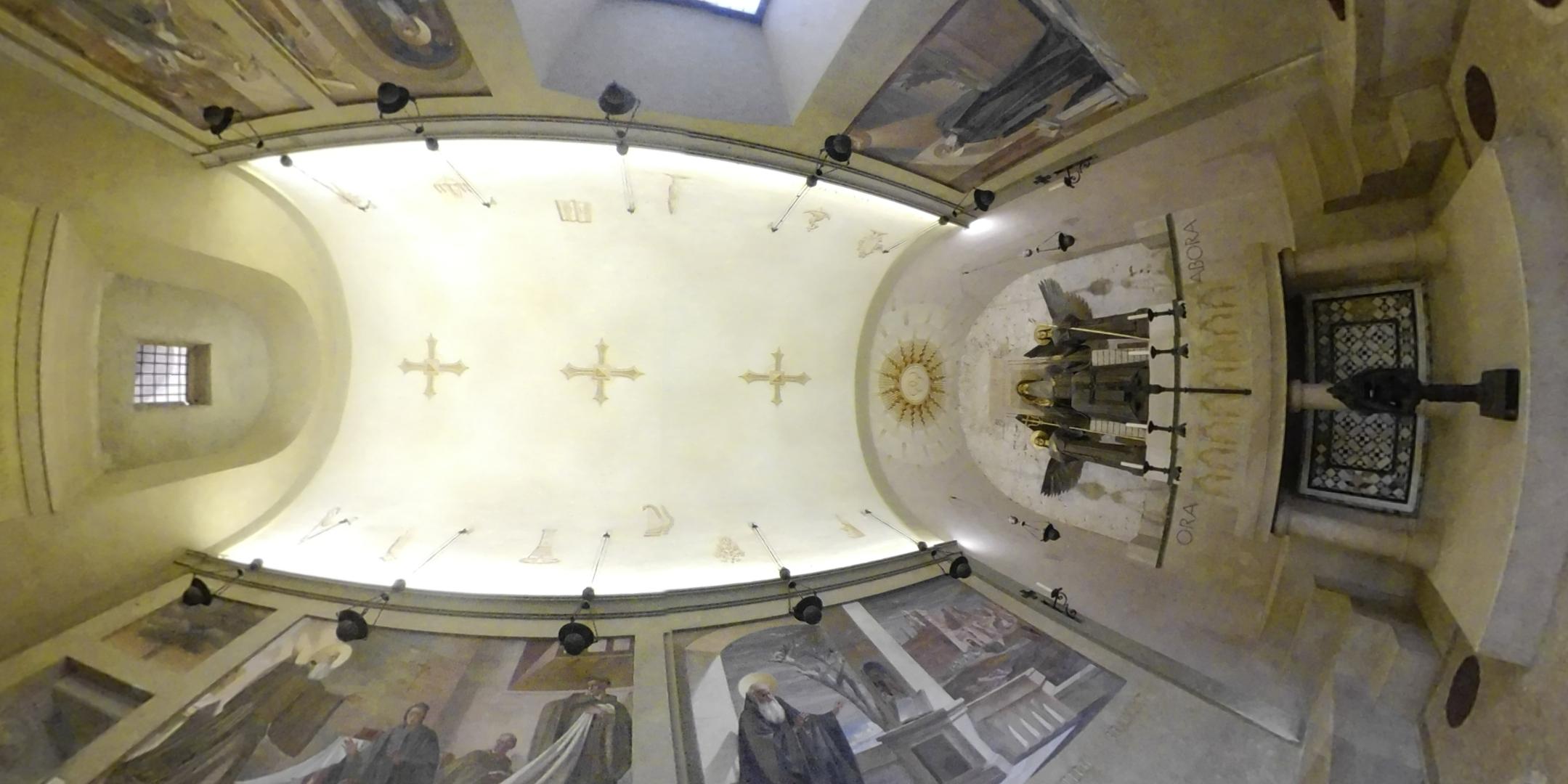 Cella di San Benedetto