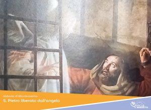 San Pietro liberato dall'angelo