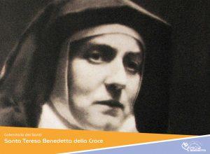 Santa Teresa Benedetta della Croce Martire