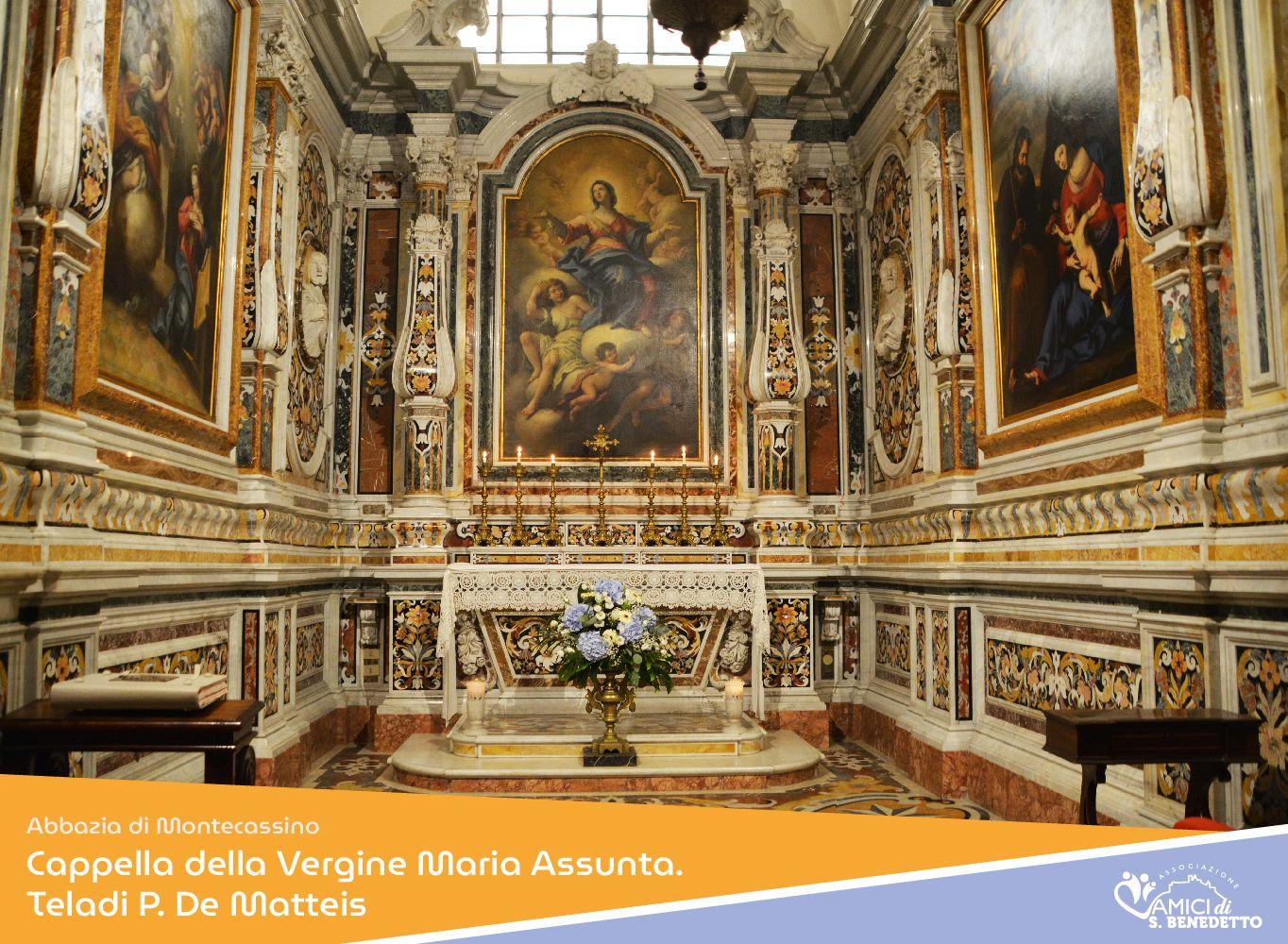 Solennità dell'Assuzione della Beata Vergine Maria