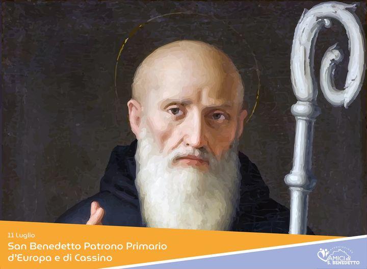 San Benedetto Patrono d'Europa