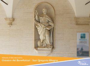 Chiostro dei Benefattori – San Gregorio Magno
