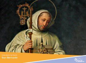 San Bernardo – il Santo del giorno