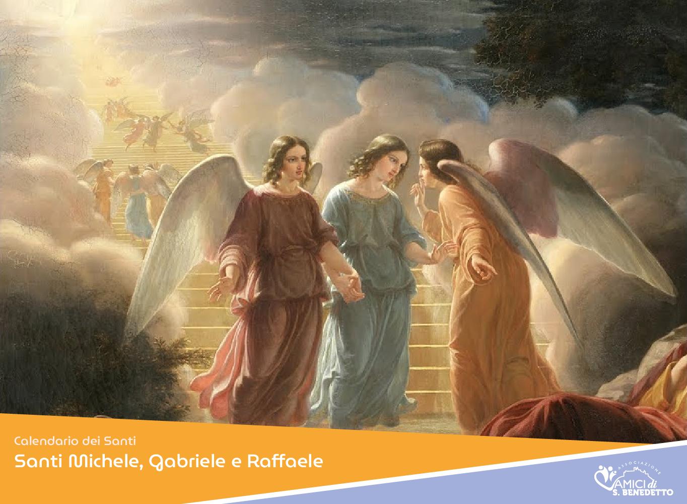 Santi Michele, Gabriele e Raffaele